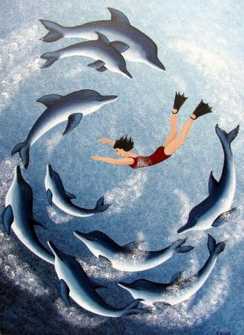 Swimming With Dolphins For Sale