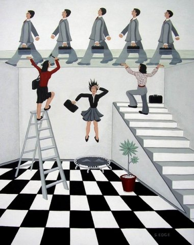 The Glass Ceiling Sold