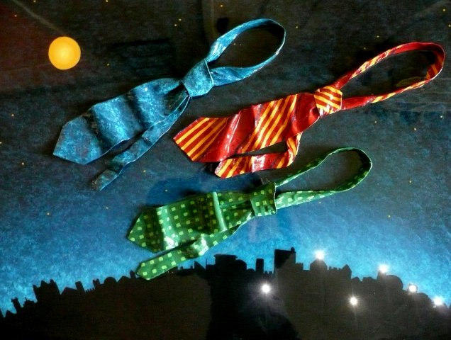 Night Flight - Acrylic, moulded painted ties, led lighting, batteries ,resin finish on canvas Sold