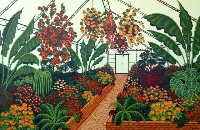 Begonia House