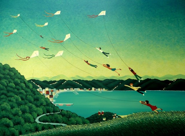 Windy City Kite Day Sold