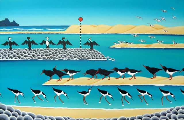 The Arrival of the Fairy Terns