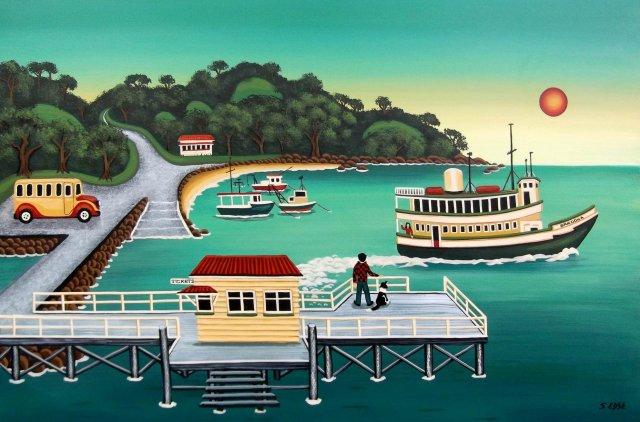 The Six O Clock Ferry