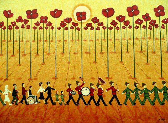 Poppy Day Sold