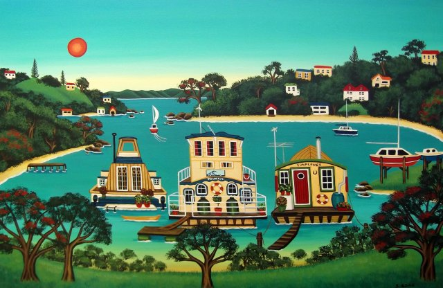 Morning House Boats - Sold