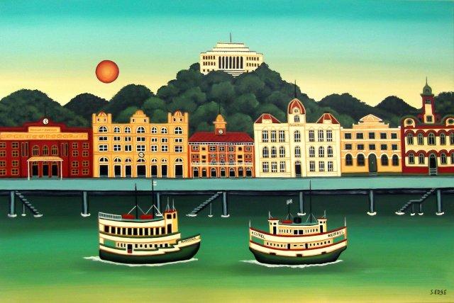 Dockside - Sold