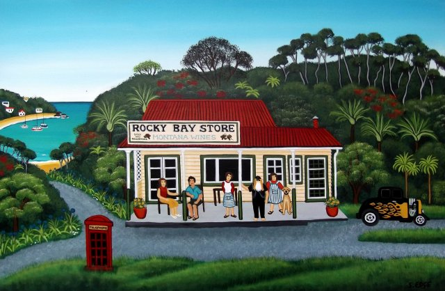 Rocky Bay Store Sold