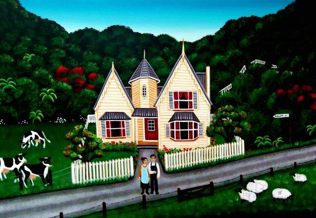 Wellington Gothic - Sold
