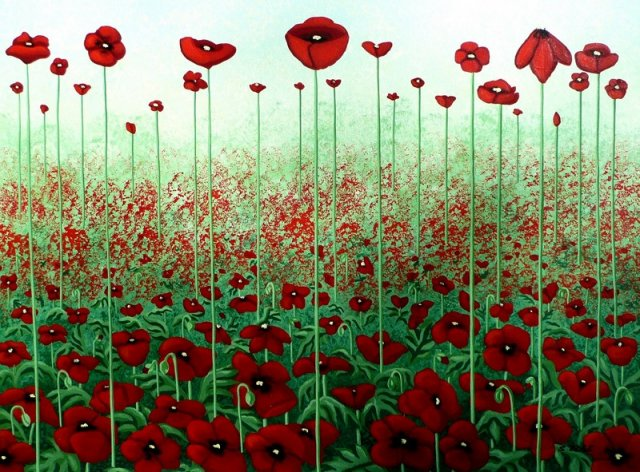 Tall Poppies Sold