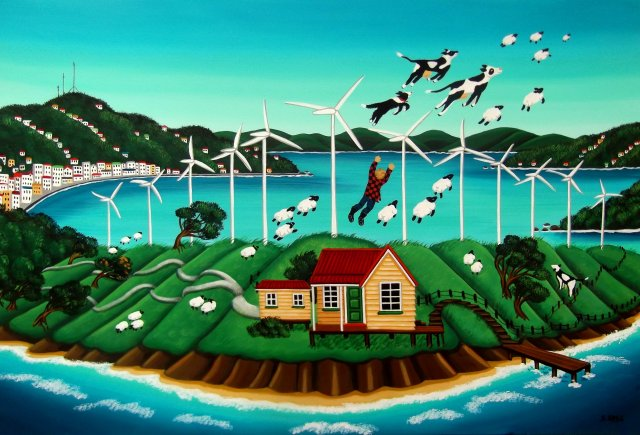 Wind Farm - For Sale