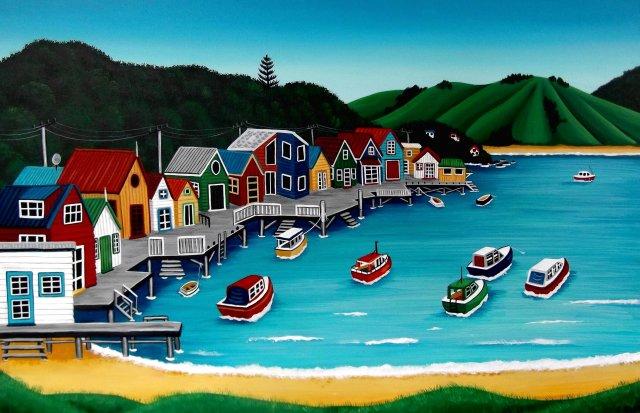 Boatsheds - Sold