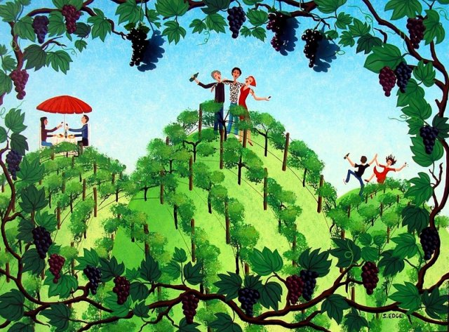 Fruit of the Vine Sold