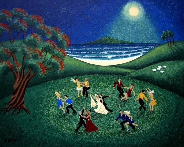Dancing Under the Stars Sold