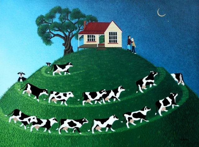 Til the Cows Come Home Sold
