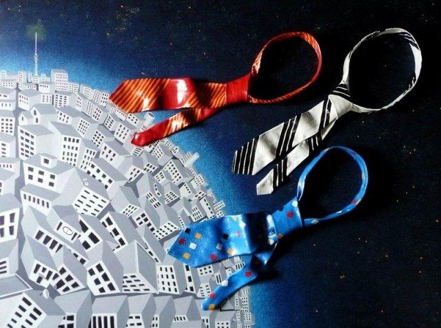 Flight of the Ties Sold