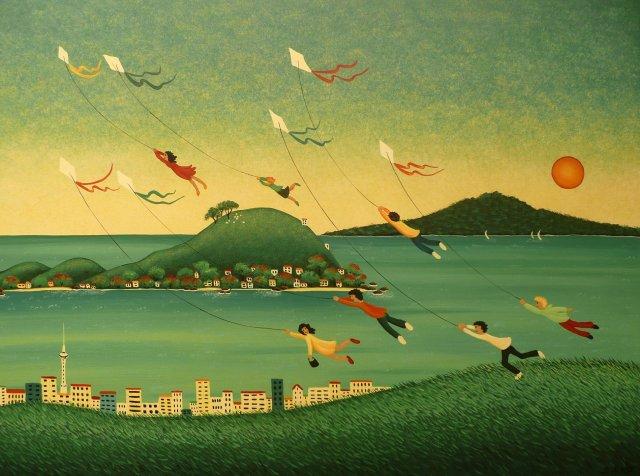 Kite Day 2 - Sold