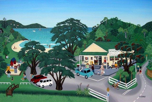 Little Oneroa Beach Store Sold