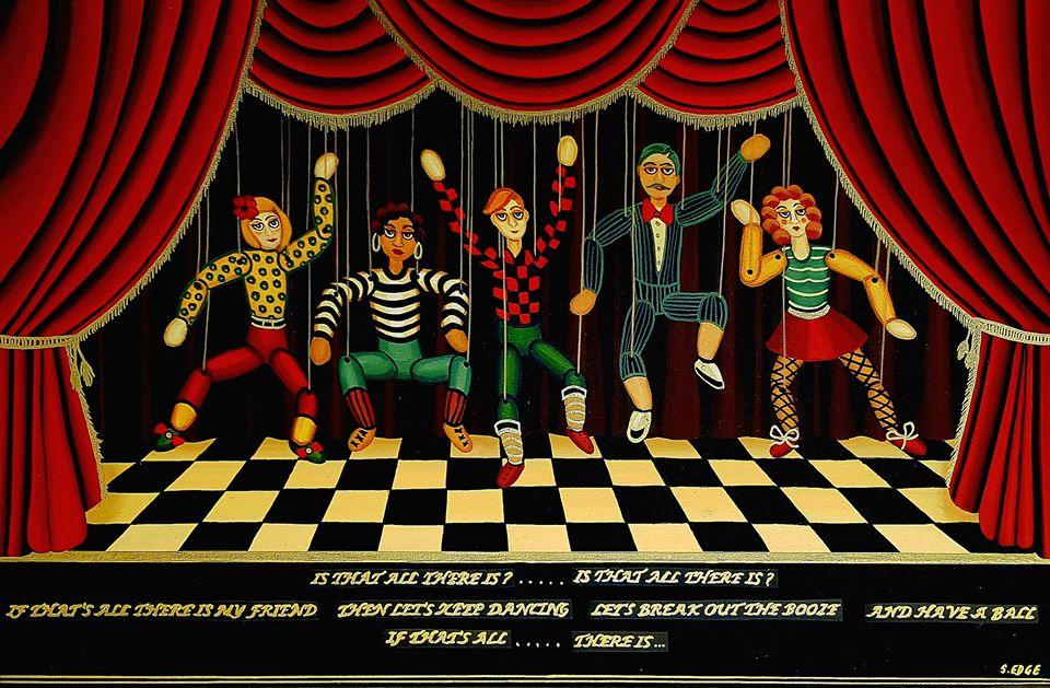 Let's Keep Dancing